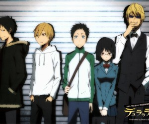 Durarara-usual-suspects-pose