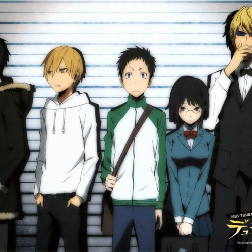 Durarara!! new series and other Durarara!! news
