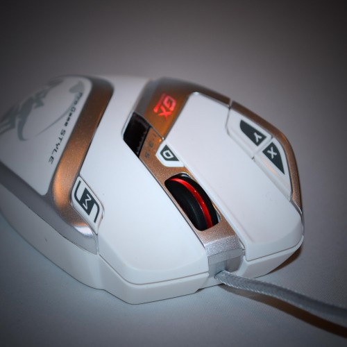 Review: The Genius DeathTaker, Imperator and GX-Speed White Edition