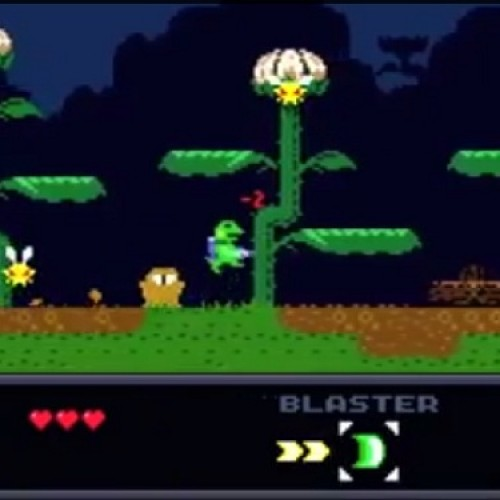 Kero Blaster, tight, action-packed platforming on your iOS?