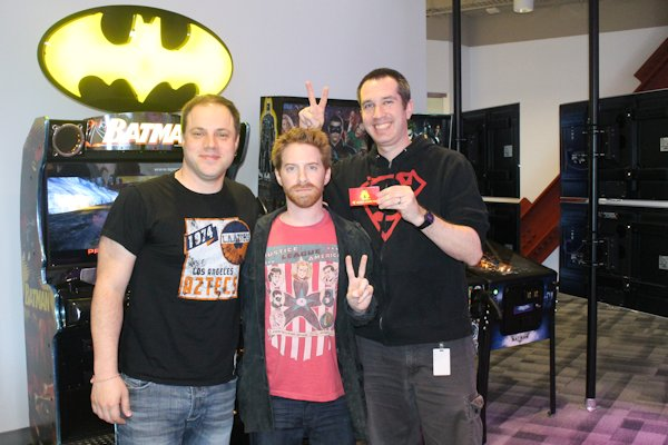 robot chicken seth green geoff johns