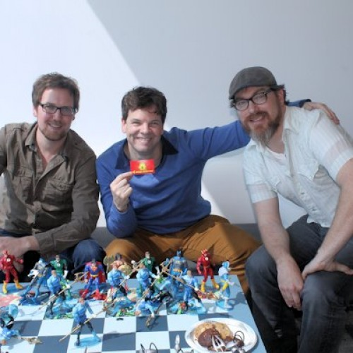 Robot Chicken DC Special! Interview with Stoopid Buddy Stoodios & Kevin Shinick