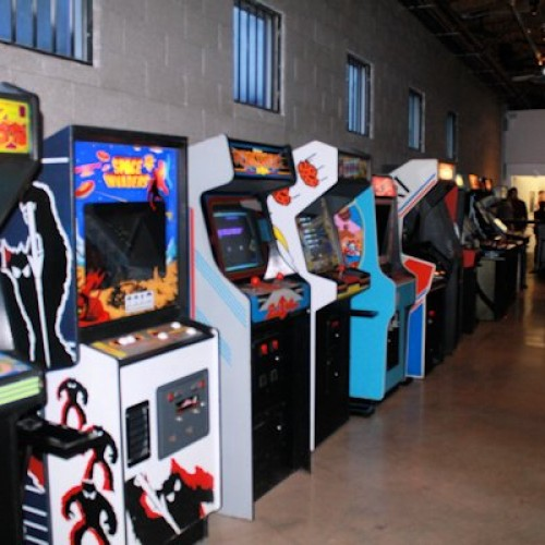 EightyTwo, the 'Golden Age' of arcade gaming
