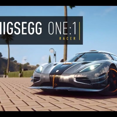 Need for Speed Rivals Koenigsegg Agera One:1 DLC Now Available!