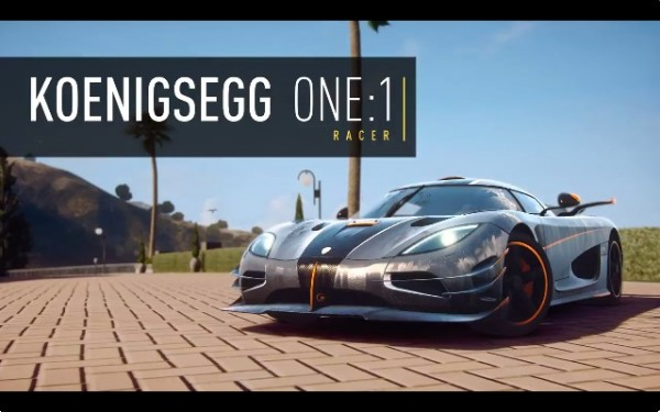 Need for Sd Rivals Koenigsegg Agera One:1 DLC Now Available ...