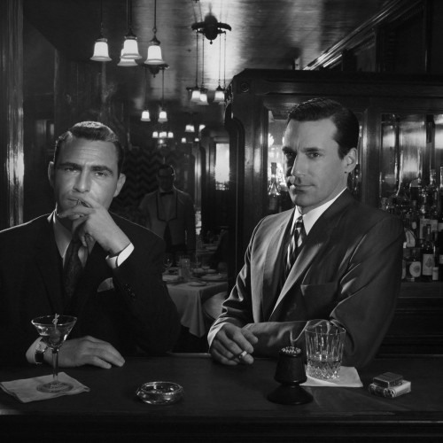 Don Draper meets Rod Serling in 'Walking Distance'