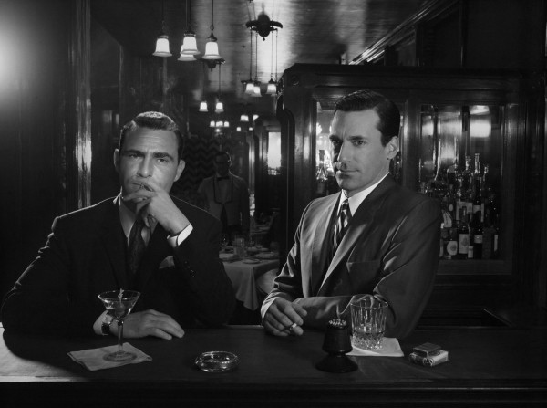 Serling Mad Men