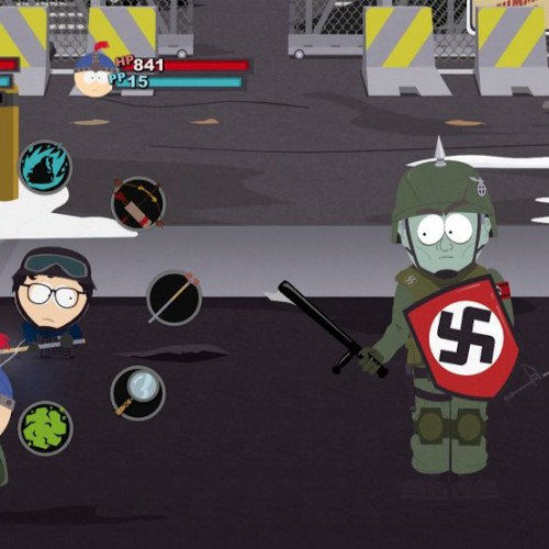Top Ten reasons why you should not buy 'South Park: The Stick of Truth' for your kids