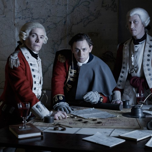 Sneak peek for AMC's Turn, the American Revolutionary War spy thriller