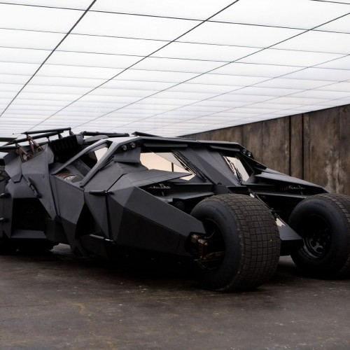 Get your own street-legal Tumbler for $1 million