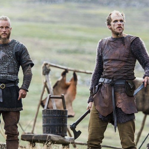 Preview clips and photos for Vikings episode 4, 'Eye for an Eye'