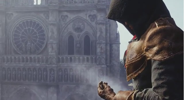Ubisoft officially announces Assassin's Creed Unity - Nerd ...