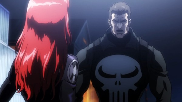 avengers confidential black widow and punisher 3