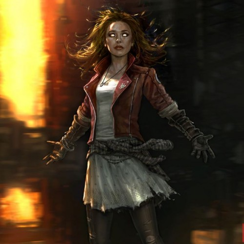 Marvel reveals Quicksilver, Scarlet Witch and Hulkbuster concept art for Avengers: Age of Ultron
