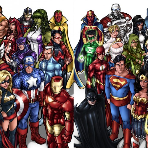 Here's an up-to-date timeline of every comic book movie until 2020