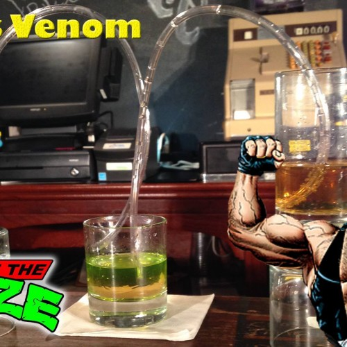 Secret of the Booze teaches you to make a Bane drink