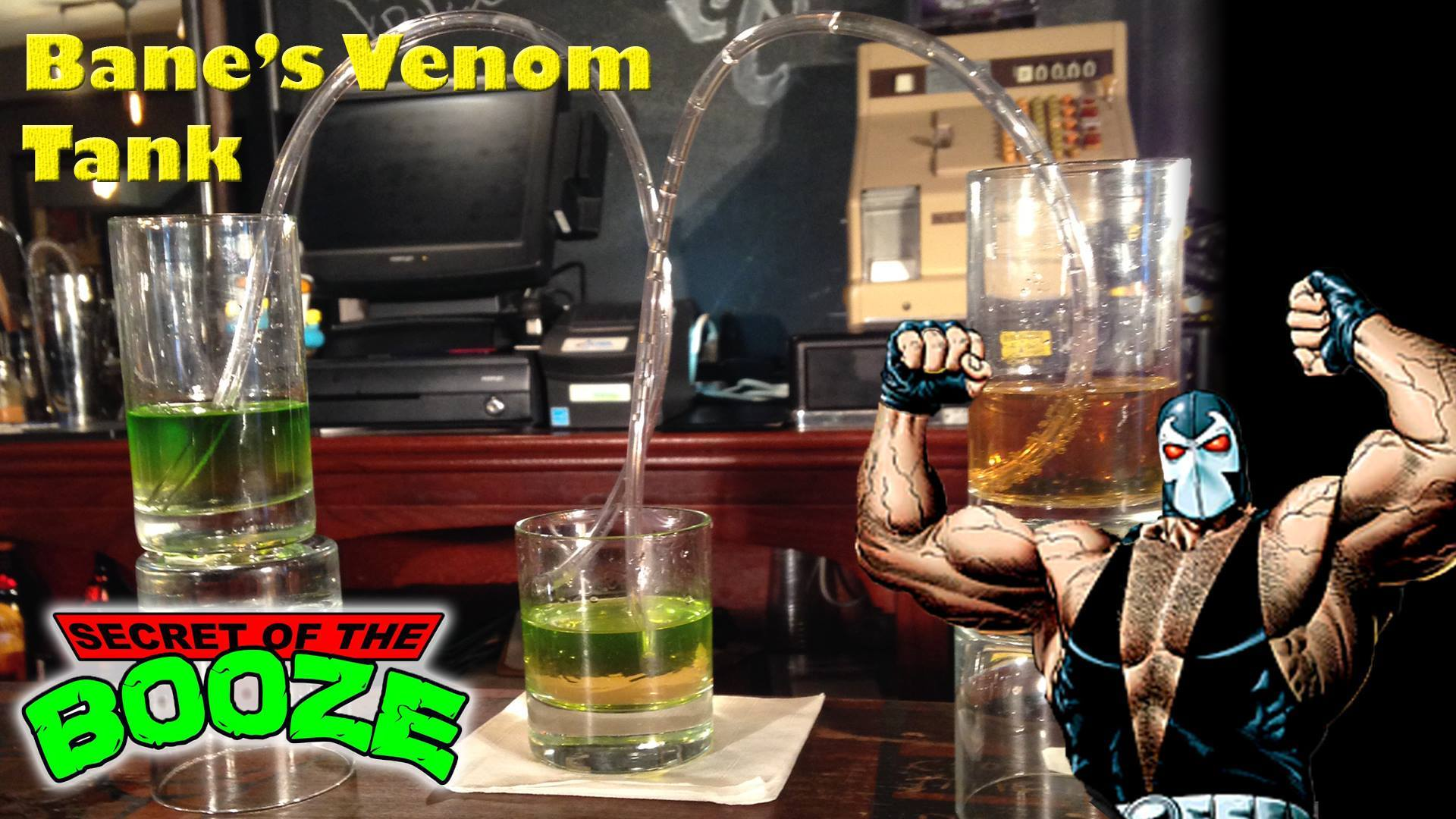 bane's secret of the booze drink