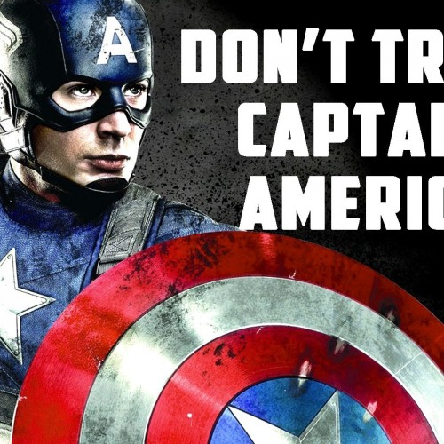 Don't trust Captain America