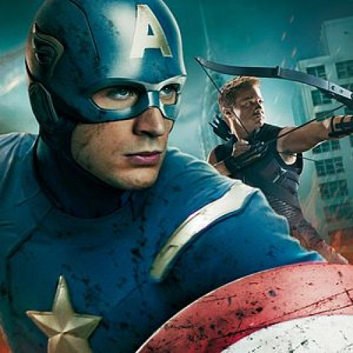 Leaked video reveals Captain America's new outfit in The Avengers: Age of Ultron