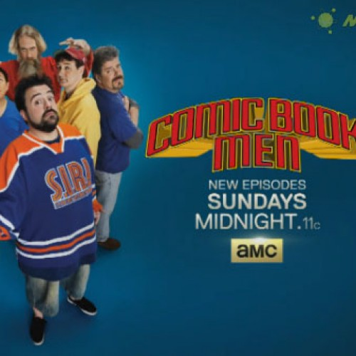 Exclusive Comic Book Men season 3 finale clip