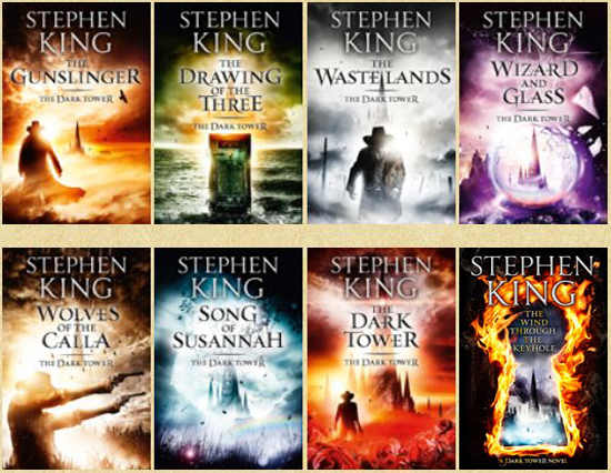 dark tower stephen king  book