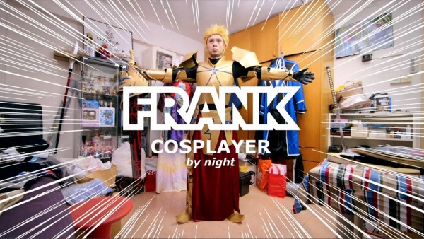 frank ikea singapore cosplayer