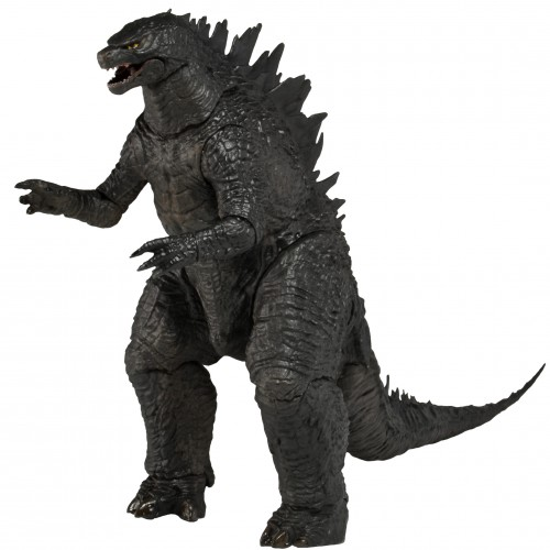 NECA unleashes first look at Godzilla