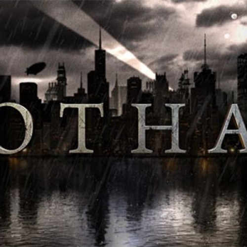 FOX releases logo and synopsis for Gotham