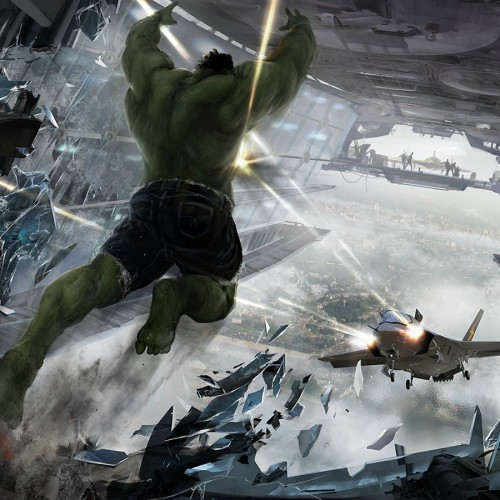 The fate of Hulk after Avengers: Age of Ultron (Major spoiler)