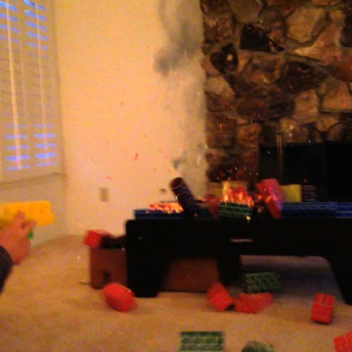 DreamWorks animator turns son's home videos into nerd magic