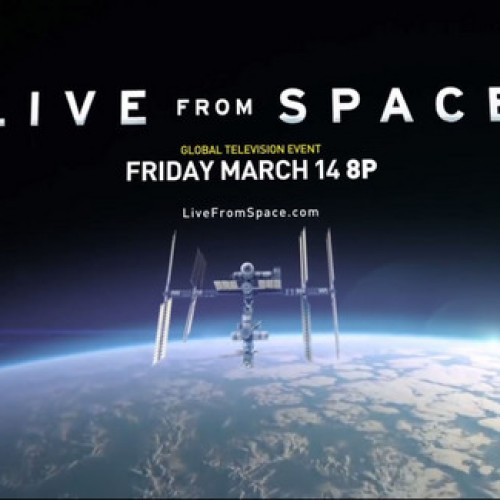 Preview: National Geographic's 'Live from Space'