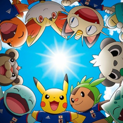 Pikachu announced as Japan's official World Cup 2014 Mascot