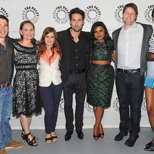 Paley Festival: The Mindy Project Panel