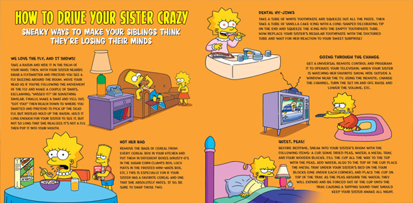 bart simpsons guide to life pdf