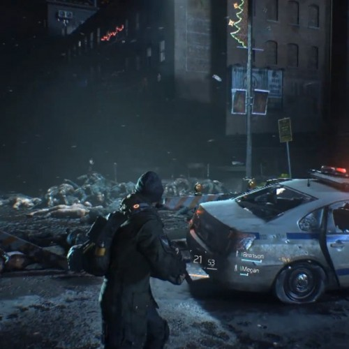 Ubisoft shows off The Division's beautiful Snowdrop Engine