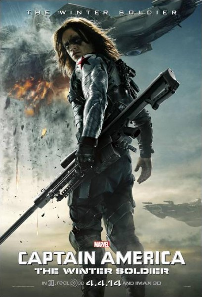 the winter soldier captain america