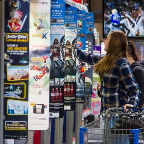 Walmart joins in on the used video game market