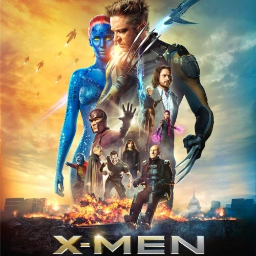 X-Men: Days of Future Past second trailer and new poster
