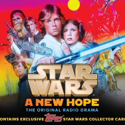 Review: Jump to lightspeed with Topps' Star Wars radio drama