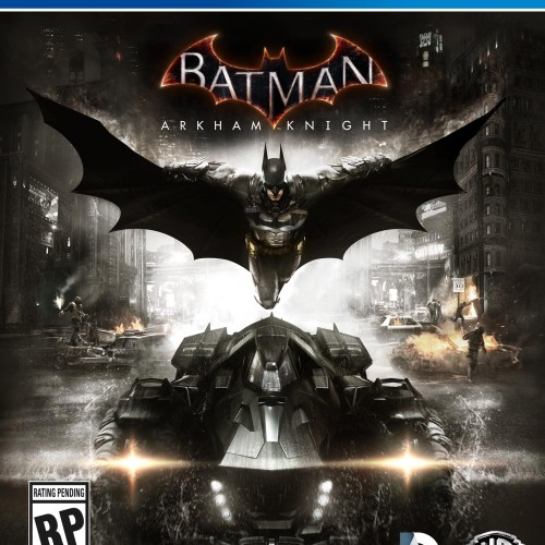 Batman: Arkham Knight is the last Arkham game…and it's going to be next-gen only!