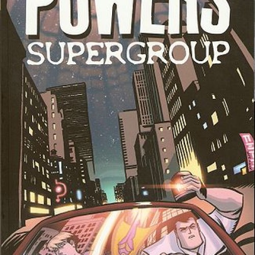 Powers comic to be adapted on PlayStation under Sony Pictures TV