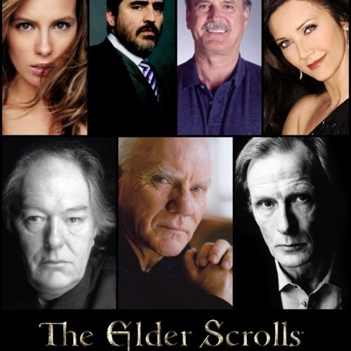 The voice cast of Elder Scrolls Online