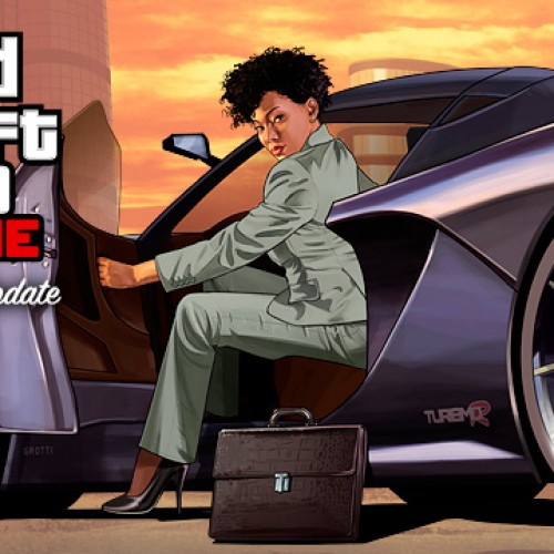 Grand Theft Auto gives you The Business