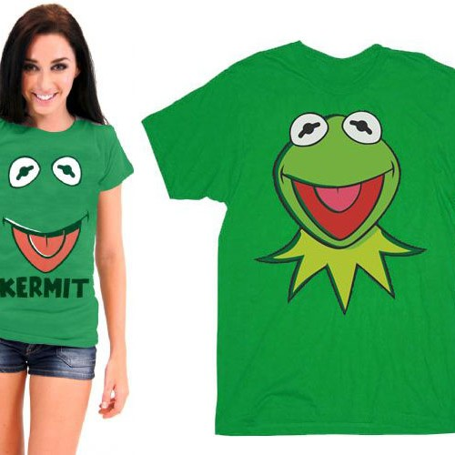 Contest: Muppets Most Wanted's Kermit the Frog T-shirts Giveaway