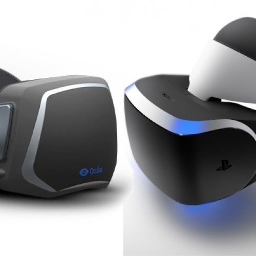 Mark Zuckerberg tried out Sony's Project Morpheus before purchasing the Oculus Rift