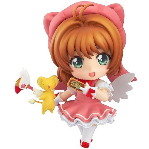 Nendoroid Sakura Kinomoto coming in September