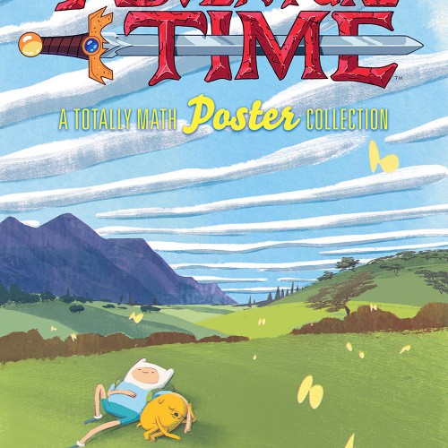 Adventure Time: A Totally Math Poster Collection