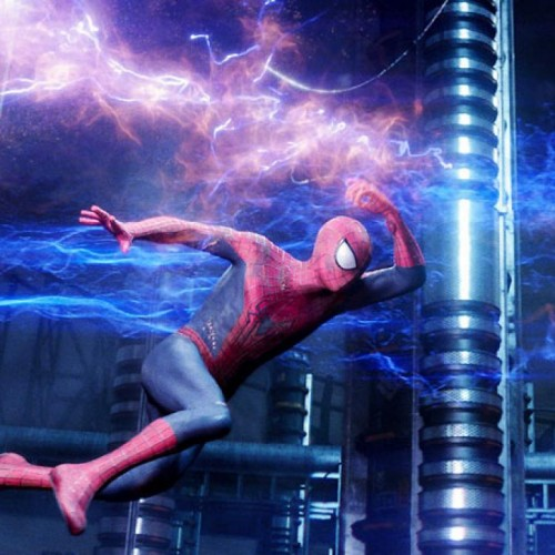 The VFX of 'Amazing Spider-Man 2'