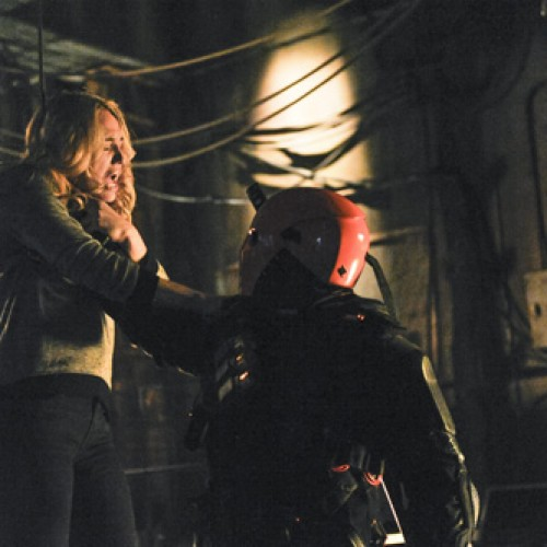 NR Podcast: Arrow Ep 219 'The Man Under the Hood'