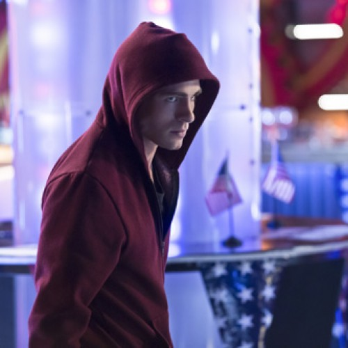 NR Podcast: Arrow Ep 220 'Seeing Red' Recap and Review